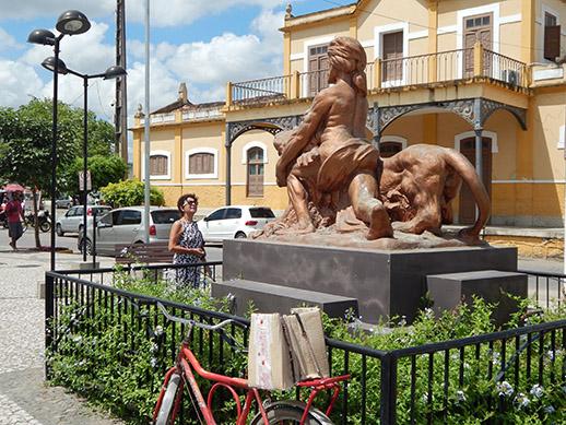 Praça do Leão Corado