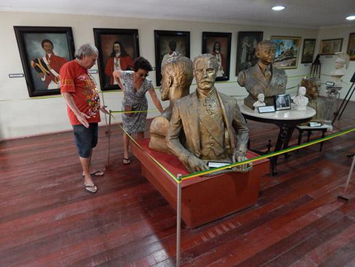 Salão do Museo
