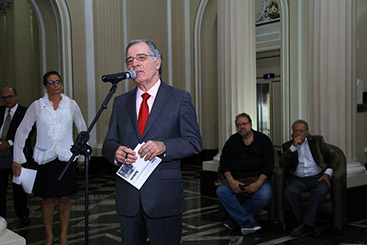 Presidente Do TJPE Ricardo Raposo