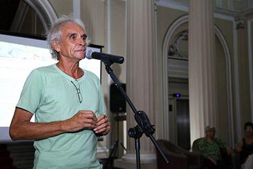 Manoel Chaves - Fotógrafo do Projeto Bibiano Silva