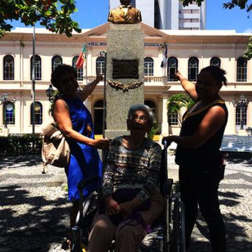Visita importante o Hopital Português